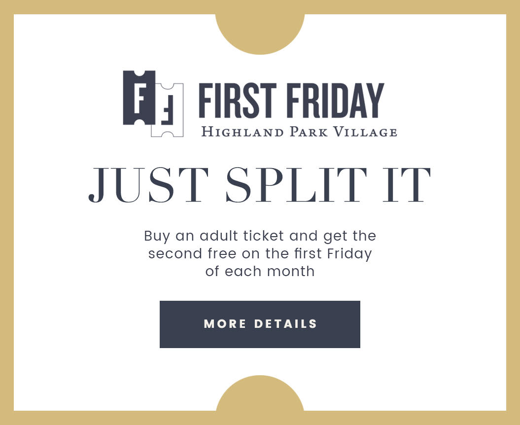 First Friday Free Ticket